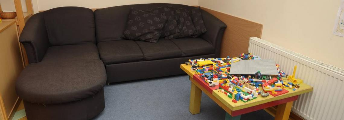 Sofa der Hortgruppe