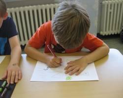 Menu: Schulprojekt