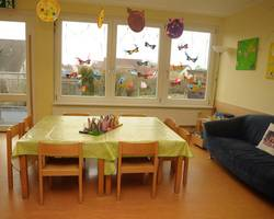 Menu: Kindergarten