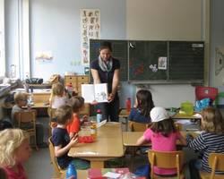Menu: Grundschule