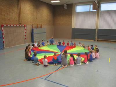 Grundschul-Sport